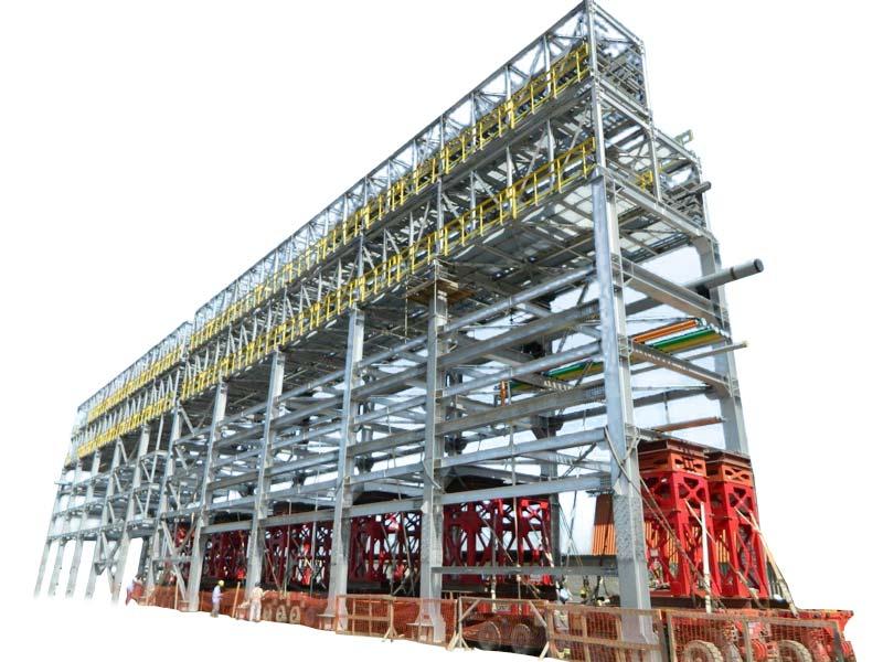Estrutura Metálica SP